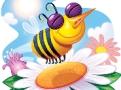 Puzzle z pszcz�k�