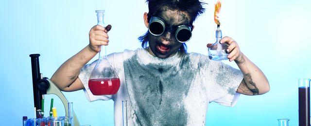Eksperymenty, kt�re mo�esz przeprowadzi� w domu