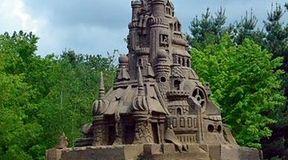 Najwyższy zamek z piasku
