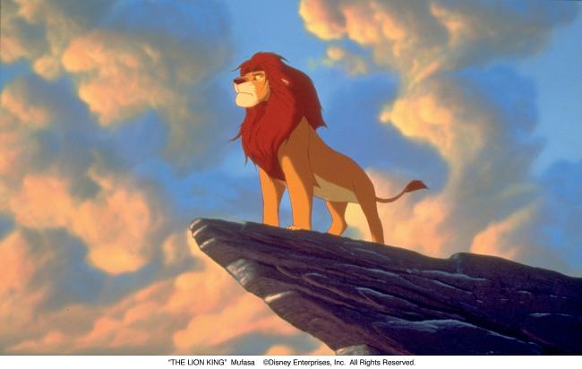 Znalezione obrazy dla zapytania Król lew