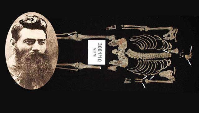 To już pewne. Znaleziono szczątki legendarnego bandyty!