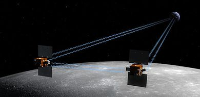 Dwie sondy NASA dzi� lec� na Ksi�yc