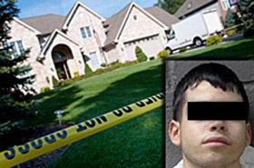 17-latek zabi� rodzic�w, bo odkryli jego tajemnic�