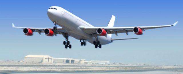 белый самолет видео