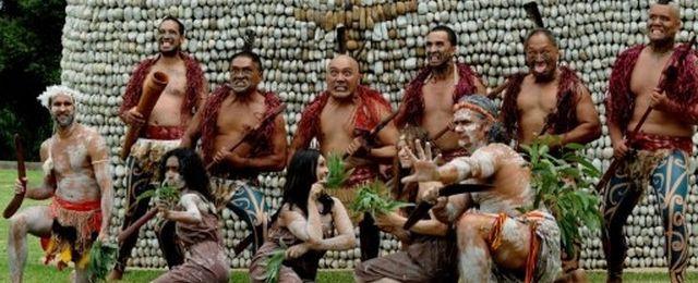 Aborygeni - potomkowie pierwszych ludzi