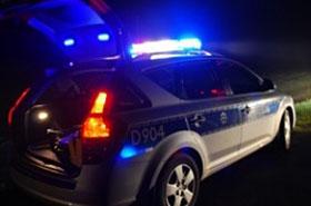 Policjanci w szoku! Gnał 150 km/h autostradą pod prąd