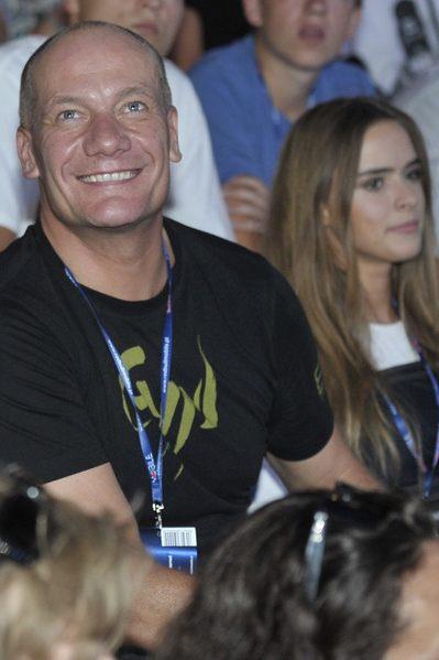 Piotr Zelt z partnerk�