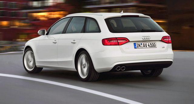 Audi a4 b8 Kombi Audi a4 b8 Bez Zaskoczenia