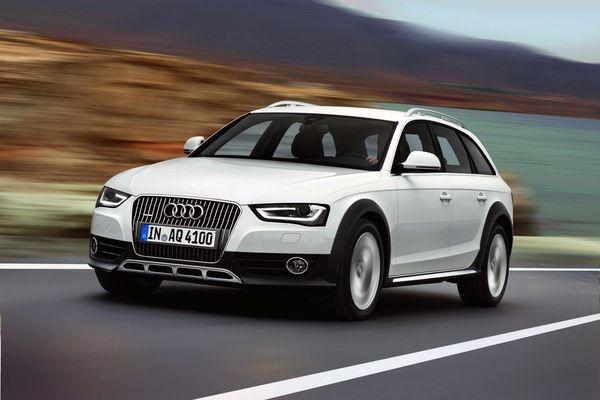 Audi a4 b8 Kombi Audi a4 Allroad b8