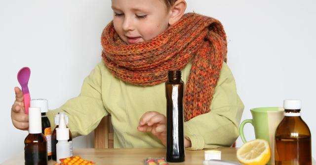 Farmakoterapia gorączki u dzieci