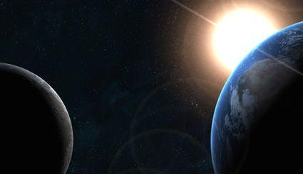 Olbrzymia asteroida przelatuje obok Ziemi! Czy uderzy w Ksi�yc?
