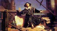 Kopernik uhonorowany w tablicy Mendelejewa