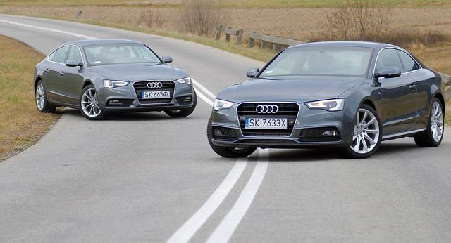 2011 Audi A5: pierwsza jazda