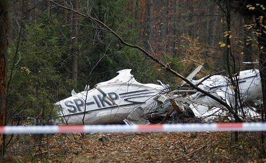 Po katastrofie awionetki: pilot nie mia� uprawnie�