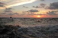 10 zaginionych po kolizji na morzu ko�o Korei Po�udniowej
