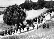 Radziecki oddział złożony z Polaków
