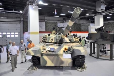Czołg misyjny PT-72-U
