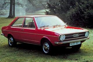 AUDI 80 B1(1972-1978)