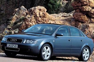Audi A4 B6 Dane Techniczne Opinie Informacje Wp Moto