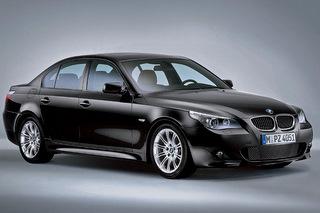 BMW seria 5 E60 - 2006r.