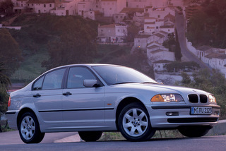 BMW seria 3 E46