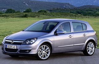 OPEL Astra H(2004-2009)