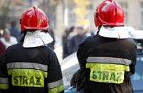 Zawoja: pożar karczmy