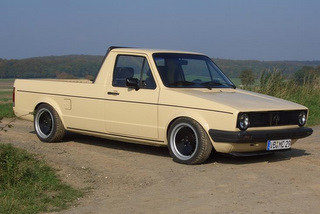 VOLKSWAGEN Caddy Typ14d(1983-1993)