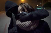 Poder�n�� gard�o 19-latce. Policjanci zatrzymali szale�ca