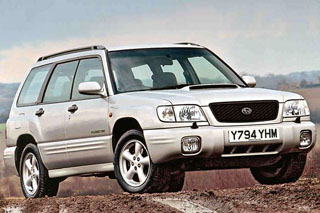 SUBARU Forester SF(1997-2002)