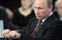 Kreml dementuje pog�oski na temat nowotworu W�adimira Putina