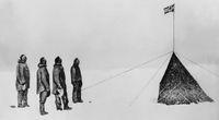 Setna rocznica zdobycia bieguna południowego ...