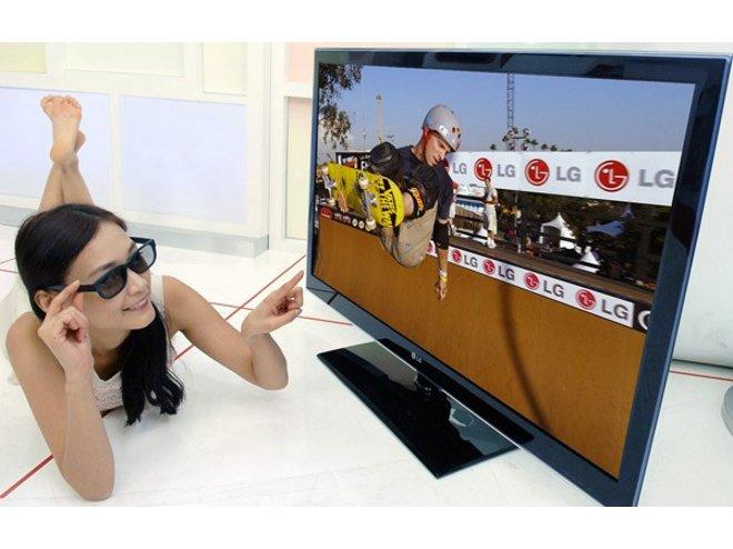 Как сделать режим 3д на телевизоре