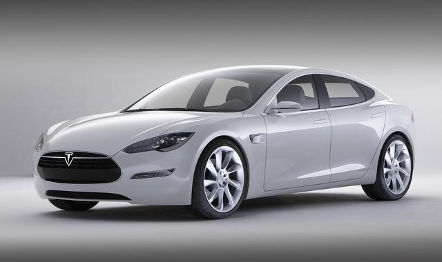 Tesla S: elektryczna limuzyna o wyj�tkowych osi�gach