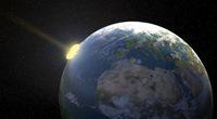 Gigantyczny krater po meteorycie odkryto w ...