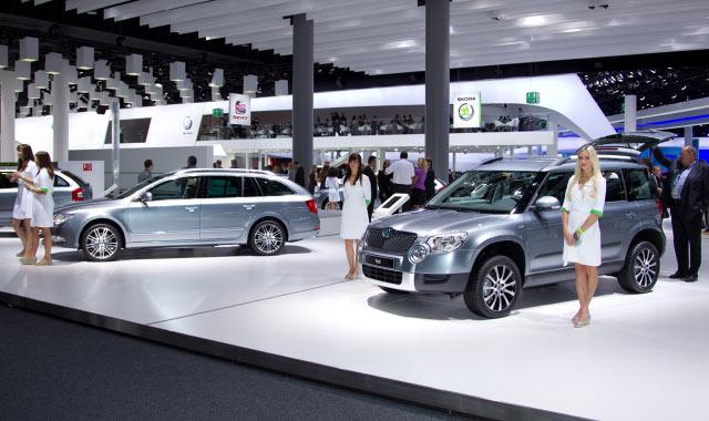 Sprzeda� samochod�w w roku 2012