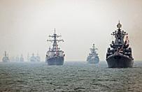 �wiczenia chi�skiej marynarki wojennej na Ocenie Indyjskim