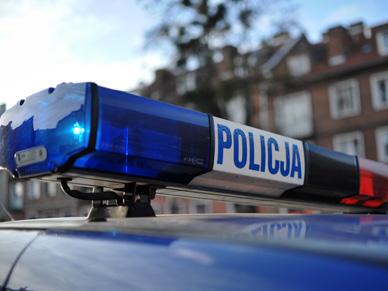 Gasili po�ar po pijanemu; stra�acy zatrzymani przez policj�