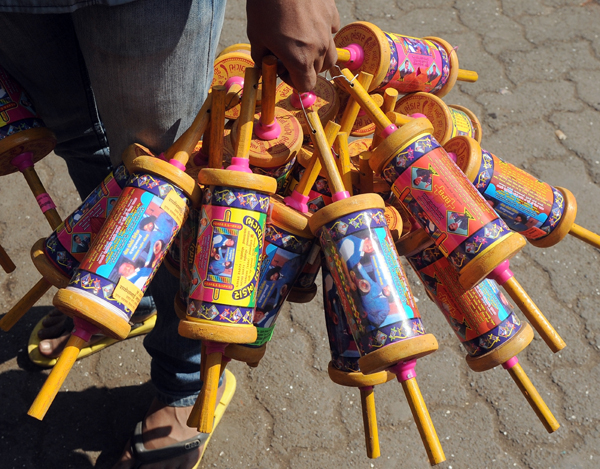 Barwny festiwal latawców