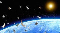 Coraz mniej kosmicznych śmieci