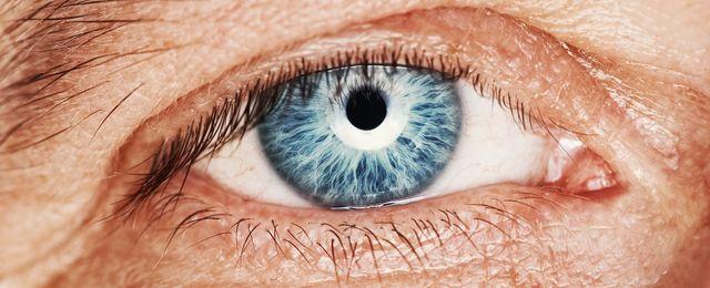 Oczy s� zwierciad�em duszy?