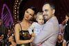 Niestety. Jego partnerka, tancerka Nina Tyrka,  odkłada decyzję o powiększeniu rodziny, ponieważ na razie zamierza zająć się tańcem. Podobnie zresztą jak on. A ponieważ nie tylko do tańca trzeba dwojga, marzenie Egurroli o synu nie szybko chyba się spełni.