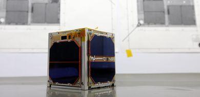 Polski satelita Lem poleciał w kosmos