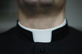 Wpadka Polaków na granicy - przebrali się za księży...