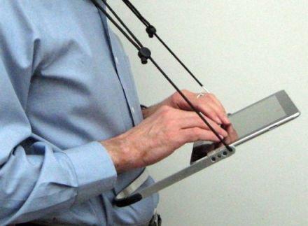 Mobilna podstawka na iPada - W podróży - WP.PL