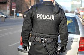 72 proc. Polaków ufa policji