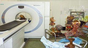 Niezwykła kolekcja mumii Riniego
