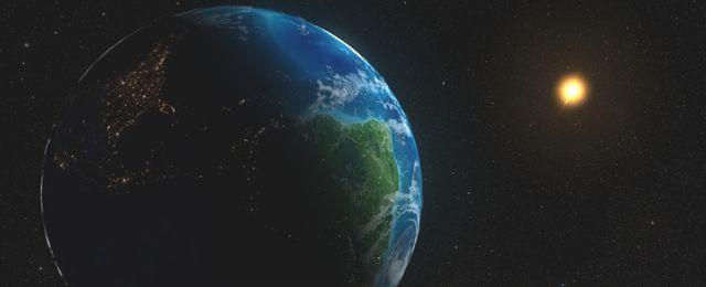Czy Ziemia przestanie si� kr�ci�?