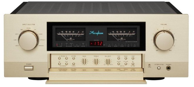 Test Accuphase E-460