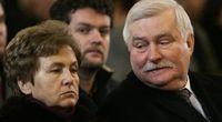 Danuta Wałęsa i inne żony sławnych mężów